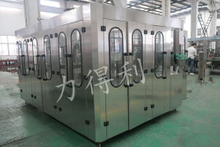 Automatic Drinking Water Bottling Machine