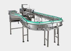Air conveyor/ flat conveyor