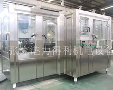 Shown in Shanghai Exhibition- Beer Carbonated Beverage Can Filling and Sealing Machine