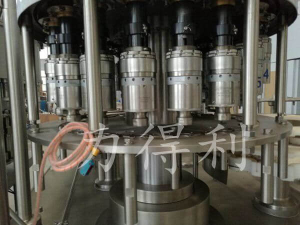 High Speed PET Plastic Bottle Water Filling Machine